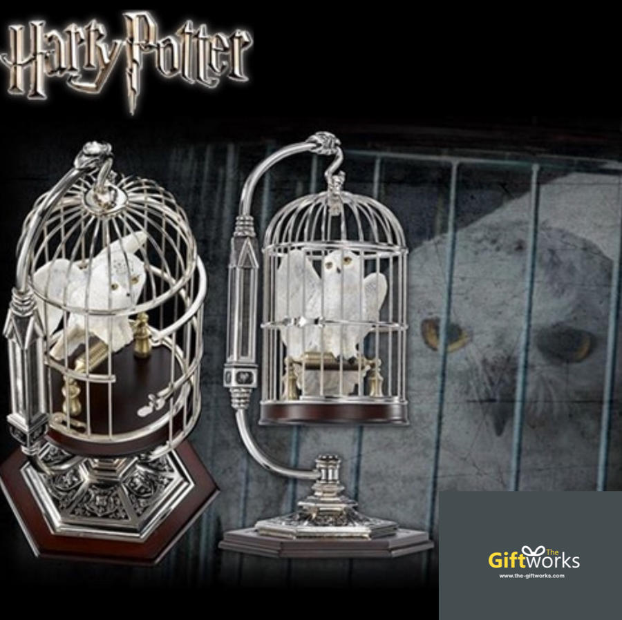 Hedwig In Cage - Harry Potter