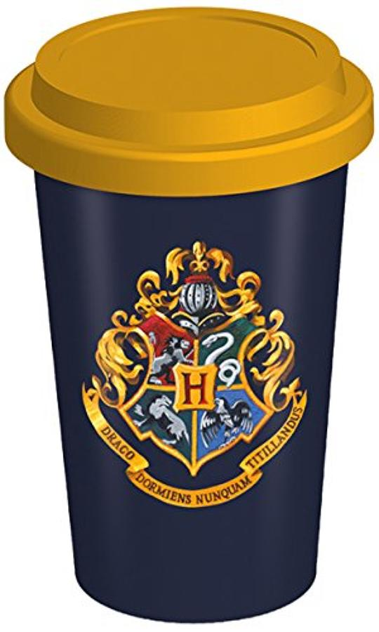 Harry Potter - Hogwarts Travel Mug