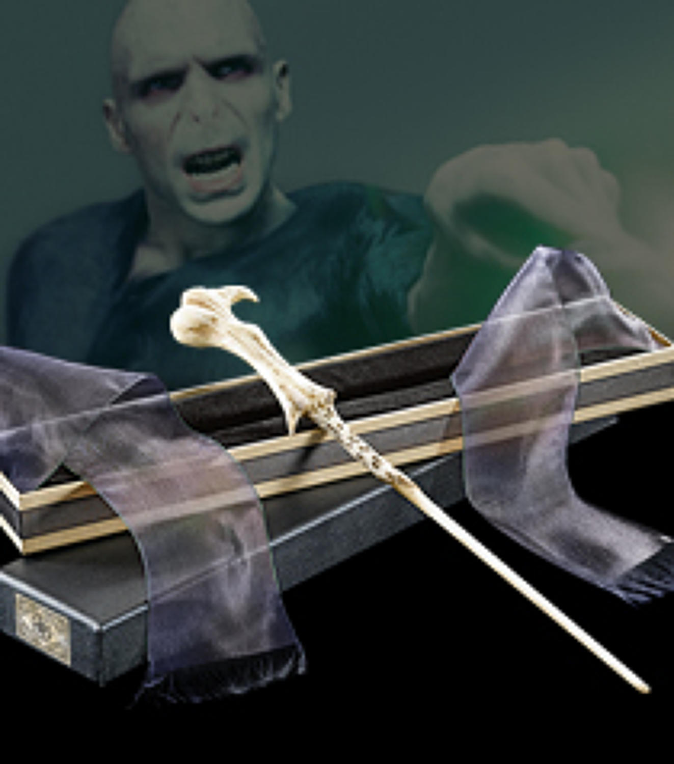 Harry Potter - Noble Collection Wands - Voldemort