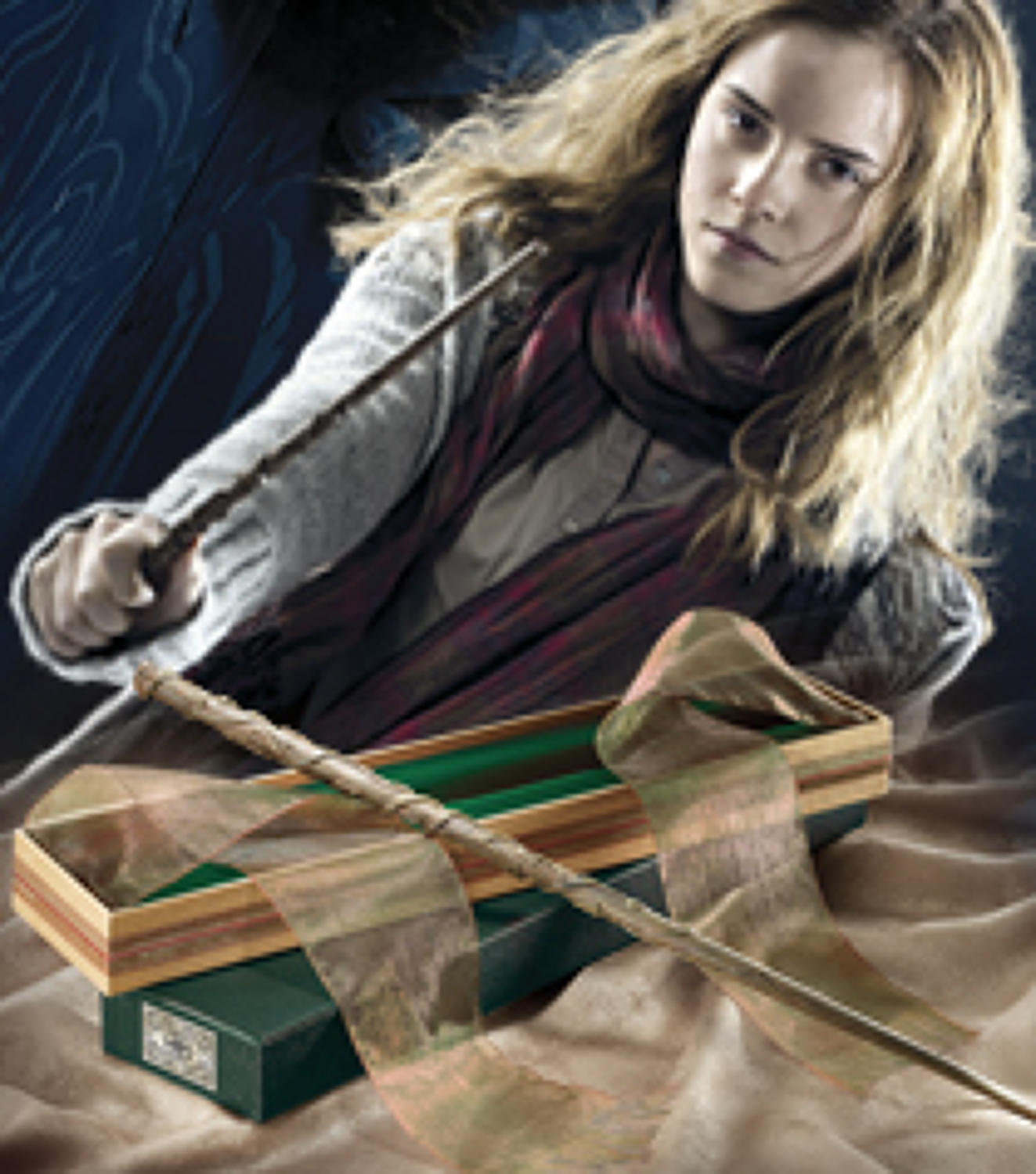 Harry Potter - Noble Collection Wands - Hermione