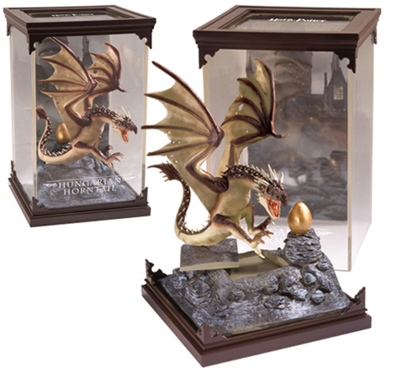 Harry Potter - Hungarian Horntail Sculpture