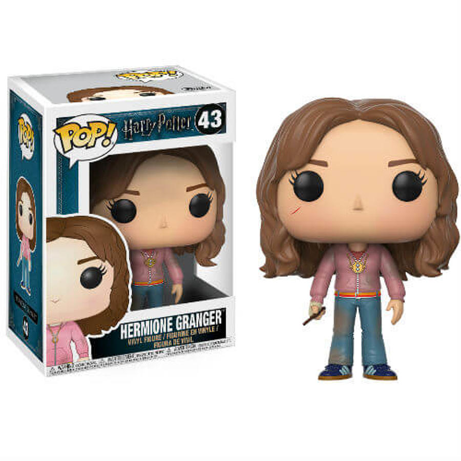 Hermione Granger with Time Turner Pop Vinyl Figure
