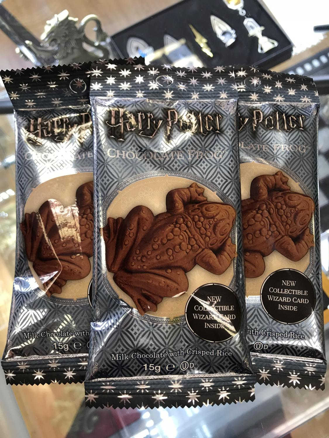 Harry Potter - Chocolate frog