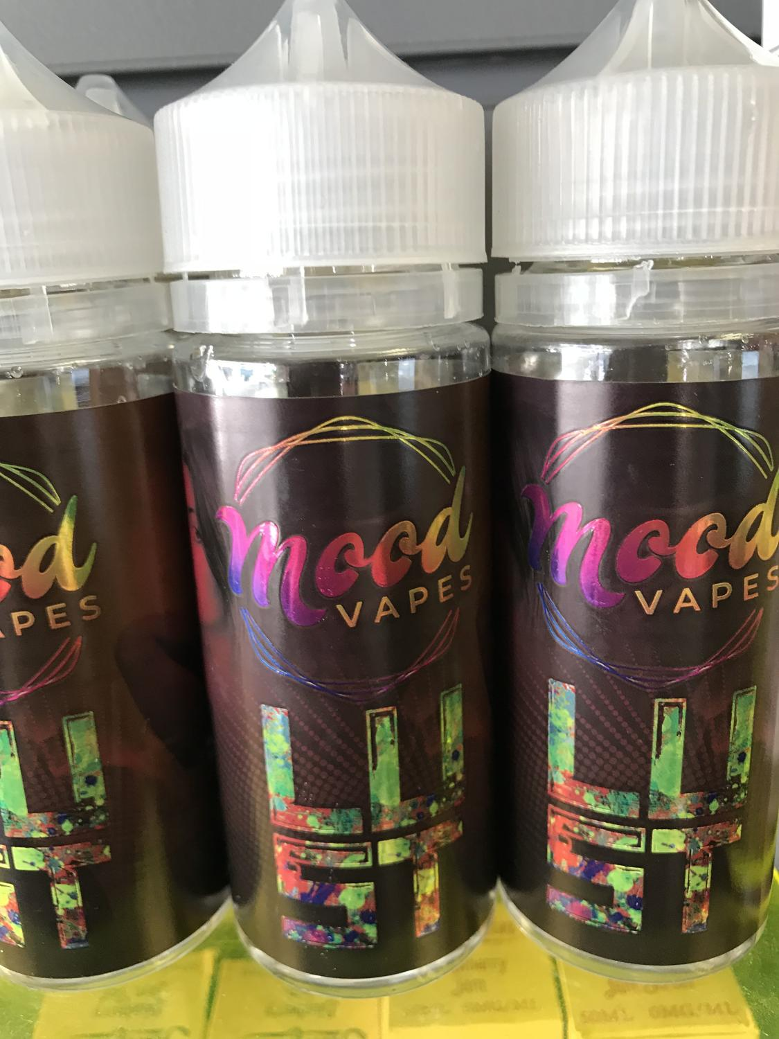 Mood Vapes - Lust 120ml