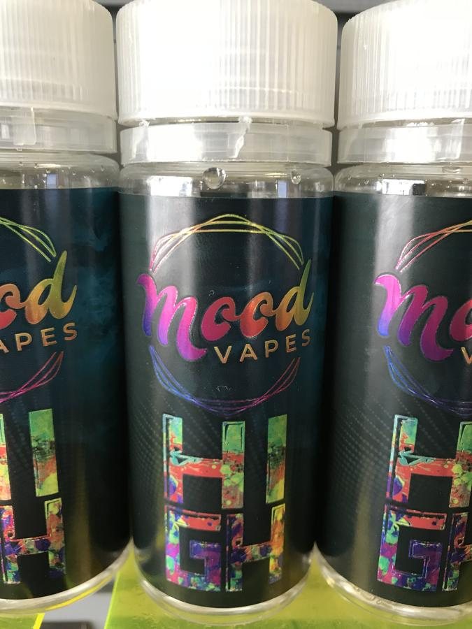 Mood Vapes - High 120ml